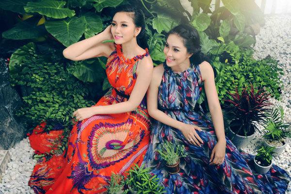 Hai Miss Ngôi Sao thân thiết như chị em - hình ảnh 1