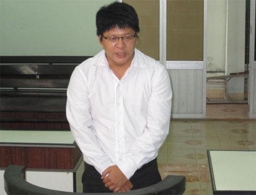 Trương Duy Hoàng bị kết án 3 năm tù.
