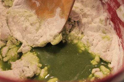 Cách làm món bánh khúc ngon 5
