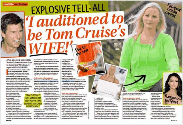Nhân vật - 'Tôi từng được ứng tuyển làm vợ Tom Cruise' (Hình 3).