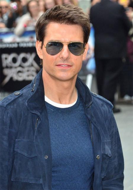 Nhân vật - 'Tôi từng được ứng tuyển làm vợ Tom Cruise' (Hình 2).