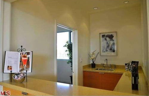 Căn penthouse đẹp lung linh của Chris Brown