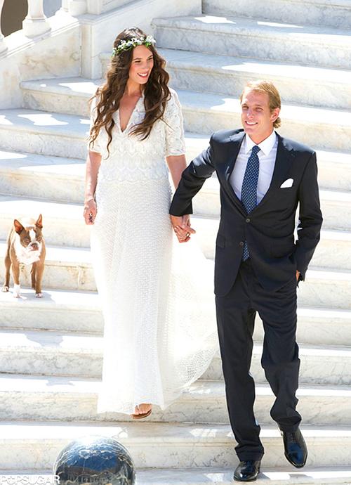 Váy cưới đẹp của các cô dâu hoàng gia