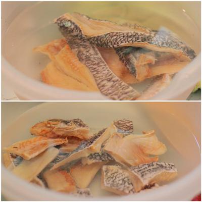 Cách làm món cá lóc khô kho dứa ngon 1
