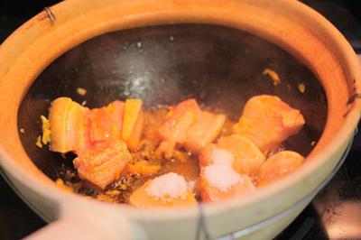 Cách làm món cá lóc khô kho dứa ngon 3