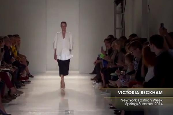 Bộ sưu tập của Victoria tại New York Fashion Week 2014. Xem tại đây.