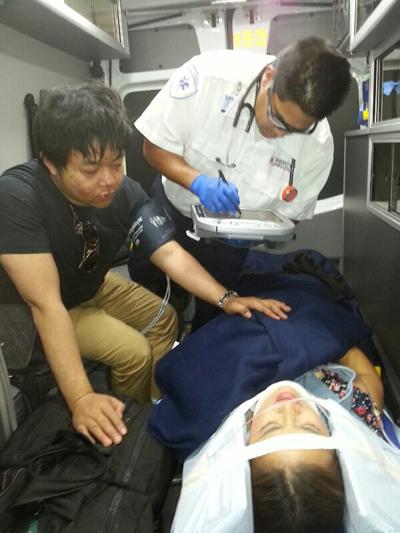 Sự kiện - Ca sĩ Quang Lê, Lam Anh bị tai nạn ô tô nghiêm trọng
