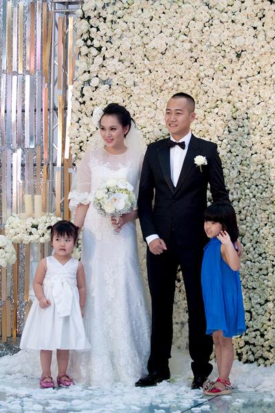 Sự kiện - Ngọc Thạch thay hai váy trong lễ cưới  (Hình 20).