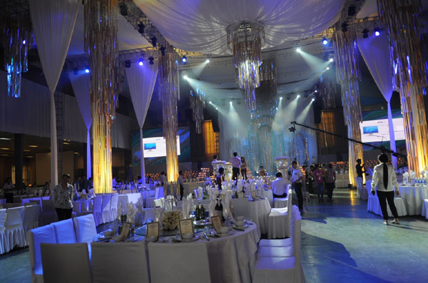 Sự kiện - Ngọc Thạch thay hai váy trong lễ cưới  (Hình 21).