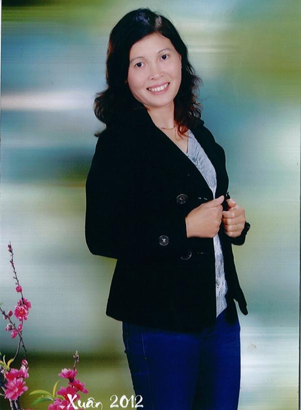 Mẹ tôi năm 2012.