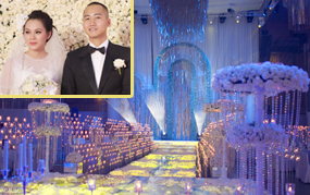 - Đám cưới của Ngọc Thạch tiêu tốn3 tỷ đồng-5 chi phí xa xỉ trong hôn lễ lung linh của siêu mẫuNgọc Thạch-Xem toàn bộbài viết, hình ảnh về đám cưới Ngọc Thạch