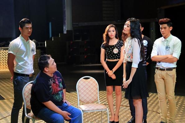 Ở phần thi này, giám khảo Lê Hoàng nhận xét: Hầu hết các bạn thí sinh diễn xuất tự nhiên, sinh động và liều lĩnh. Tuy vậy, nhiều thí sinh vẫn còn thụ động, diễn xuất bằng lời nói nhiều hơn là ngôn ngữ hình thể.