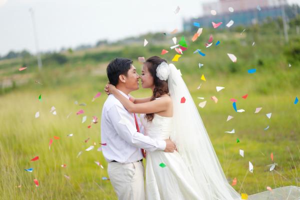 25 bộ ảnh cưới đẹp nhất tuần