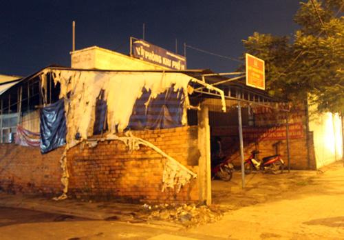 Miền nam - TP HCM: Khu phố náo loạn vì người đàn ông 'múa cột'
