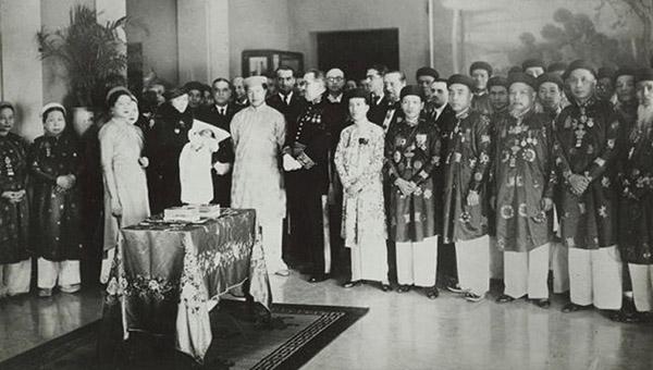 Hoàng tộc triều Nguyễn.