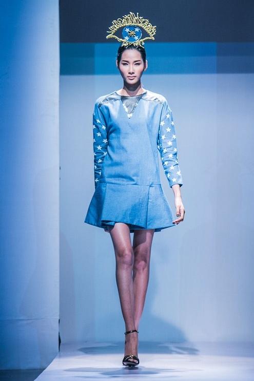 Phong cách thời trang kiểu dáng thập niên 60 tái xuất
