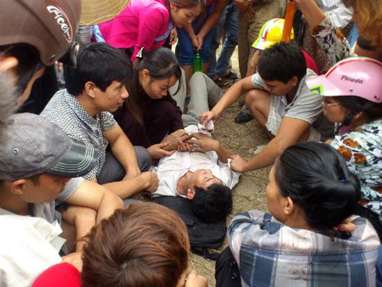 Người nhà nạn nhân bị vứt xác báo công an bắt nhà ngoại cảm