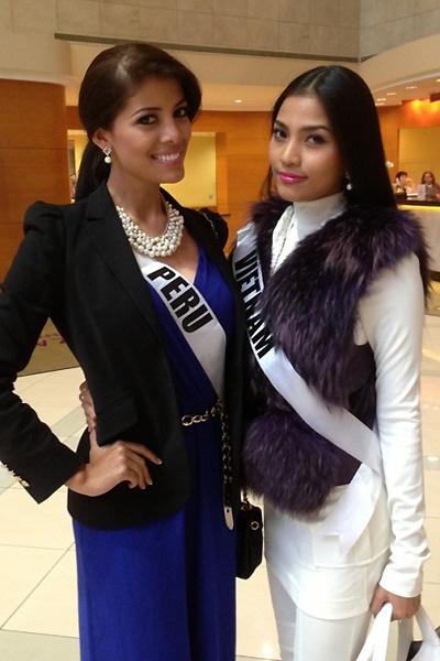 Khán giả Việt Nam trên toàn thế giới có thể vào link này để bình chọn cho Trương Thị May: http://www.missuniverse.com/members/contestants/year:2013