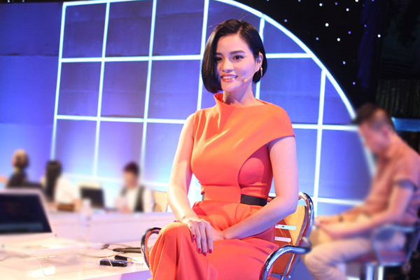 Vũ Thu Phương thay Lý Nhã Kỳ ngồi ghế nhà đầu tư trong chương trình.