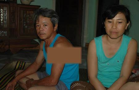 Anh Trần Ngọc Châu - đứa con thất lạc cách đây 45 năm của ông Não.