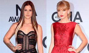 Váy dài thướt tha đổ bộ giải CMA