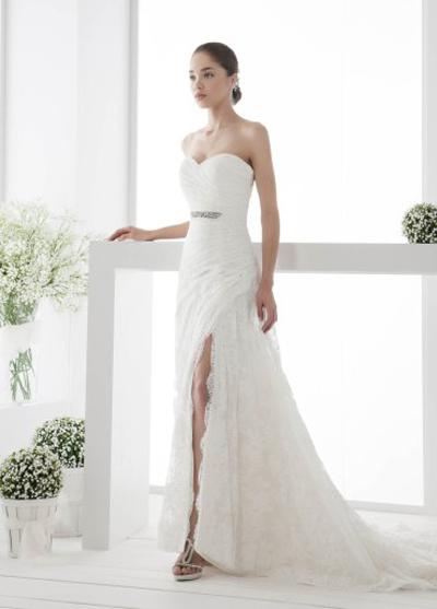 Váy cưới thời trang phong cách Italy
