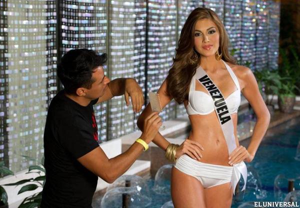 Đường đến vinh quang của tân Hoa hậu Hoàn vũ 2013