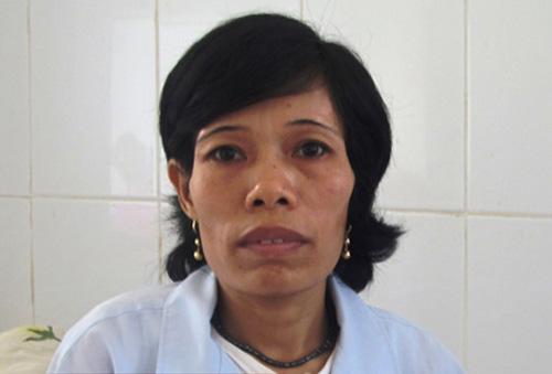 Khi mang thai chị đã bị gia đình 5 lần bắt đến BV phá thai
