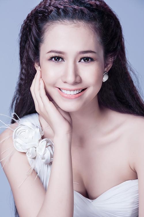 Make up cưới với hoa hậu Phan Thu Quyên