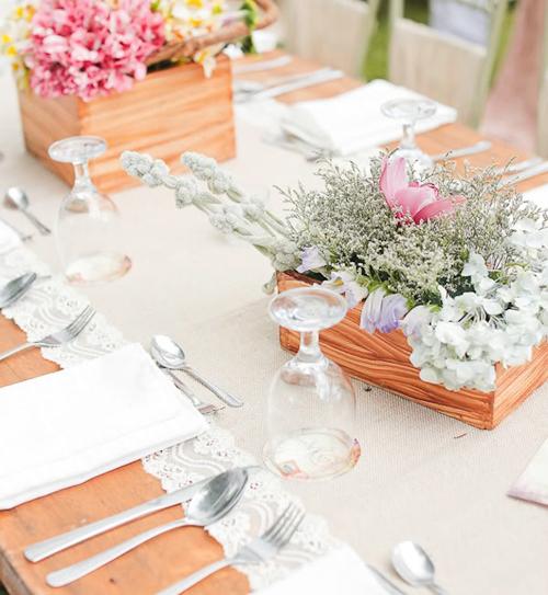 Đám cưới nhẹ nhàng với Gam màu Pastel nhẹ nhàng10