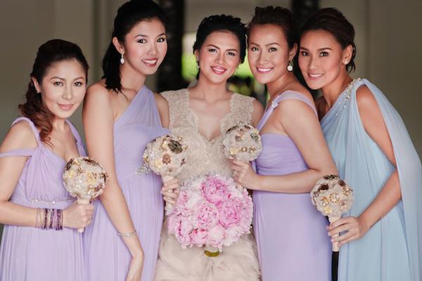 Đám cưới nhẹ nhàng với Gam màu Pastel nhẹ nhàng2