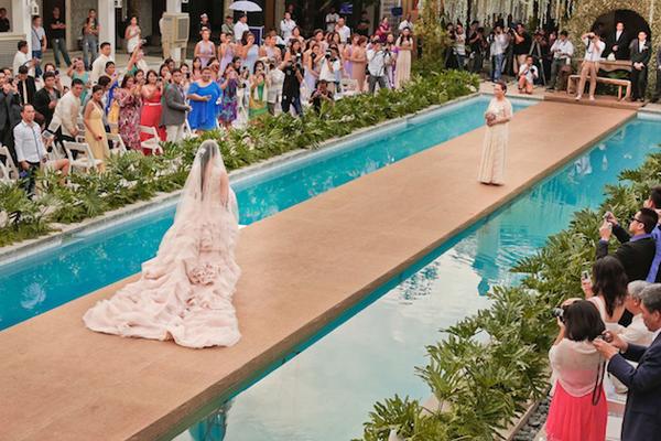 Đám cưới nhẹ nhàng với Gam màu Pastel nhẹ nhàng3