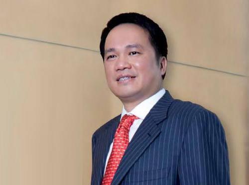 Ông Hồ Hùng Anh (Phó chủ tịch Hội đồng quản trị tập đoàn Ma San) .Ảnh: Vietstock