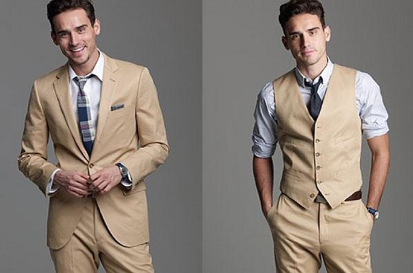 Bí quyết chọn vest hoàn hảo cho chú rể