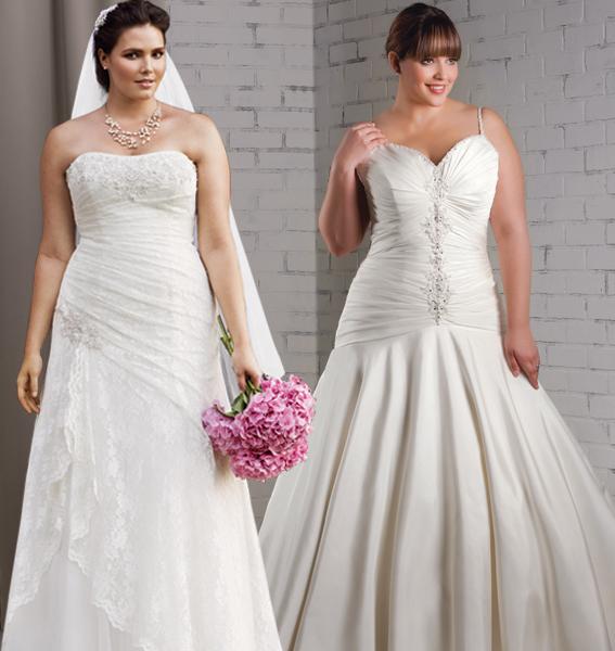 5 lưu ý hàng đầu khi mua áo cưới đẹp cho cô dâu ngoại cỡ