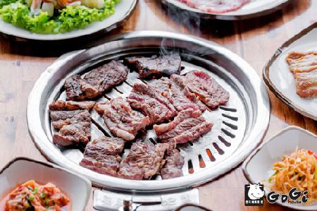 Thưởng thức ẩm thực Hàn Quốc tại Nhà hàng GoGi House