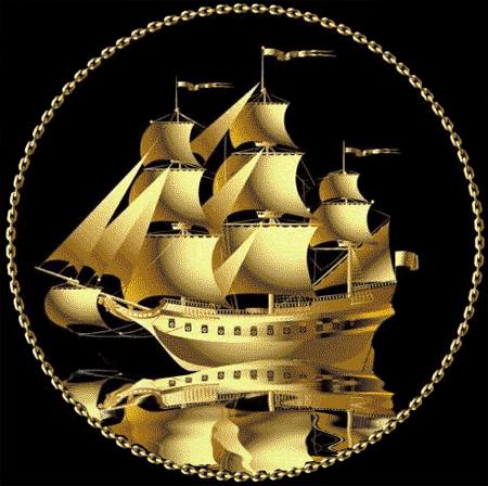 Khi bày thuyền buồm nên hướng mũi thuyền vào trong nhà, theo hướng Sinh khí của gia chủ.