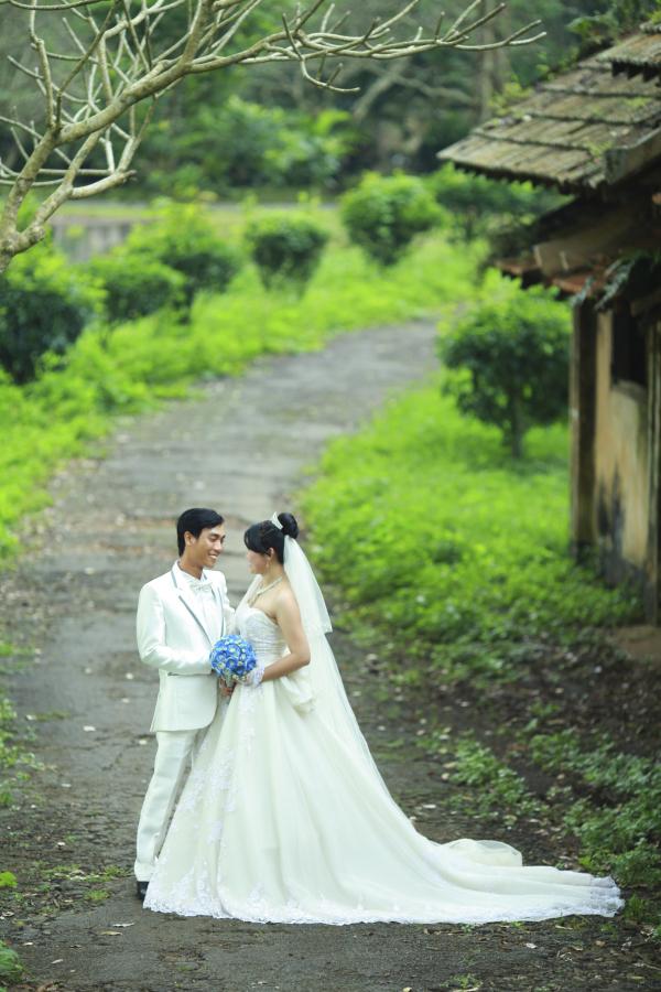 Thế là cưới