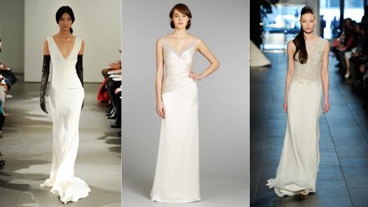 Váy cưới tiết lộ tính cách cô dâu