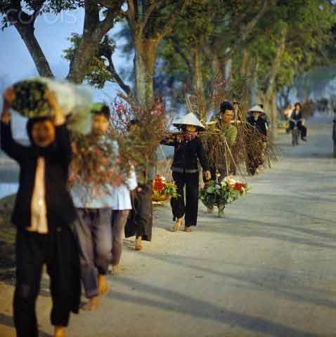 Người dân ngoại thành Hà Nội