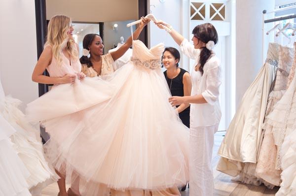 5 điều cần biết trước khi chọn váy cưới