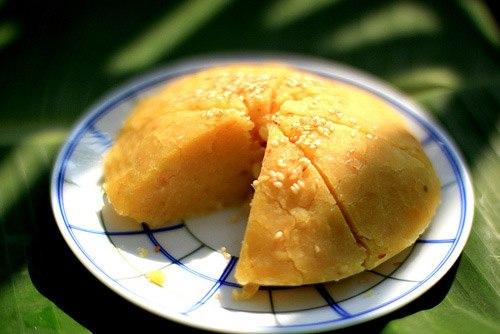 Chè kho là món không thể thiếu trong mâm cỗ ngày Tết của người Hà Nội.