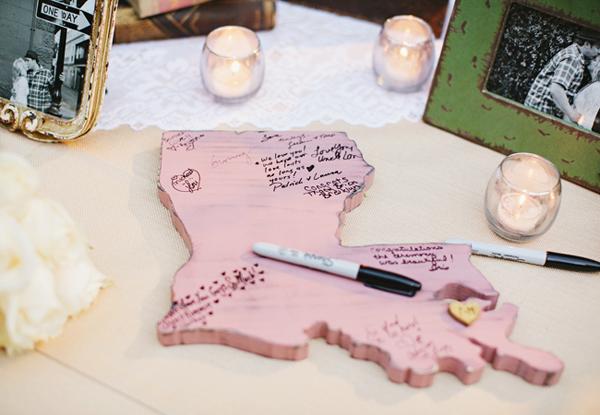 15 kiểu sổ ký tên dễ làm cho ngày cưới