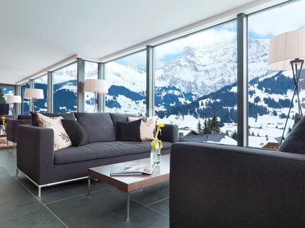 Khách sạn The Cambrian Hotel, Adelboden, Switzerland