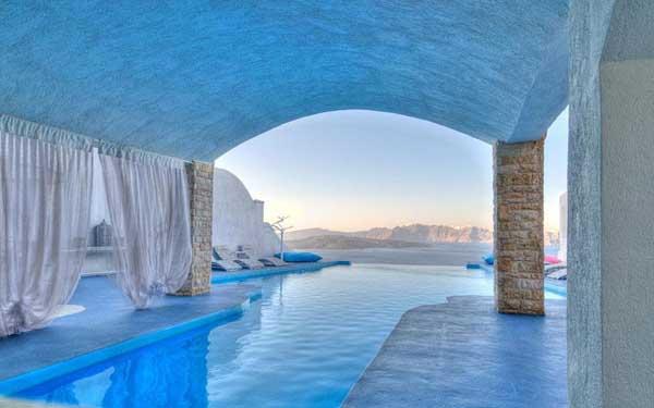 Astarte Suits Hotel, Greece