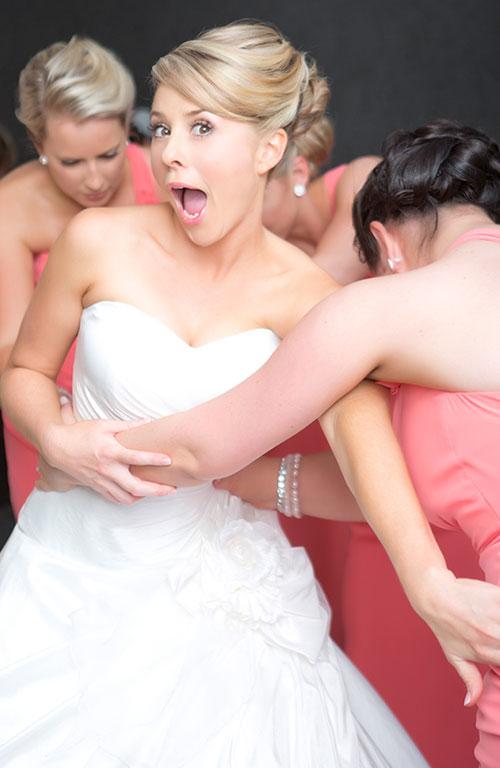 4 `không` khi chọn váy cưới