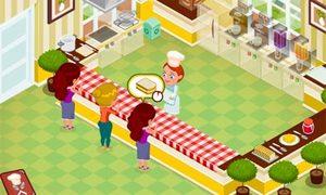 Cửa hàng ăn của Betty