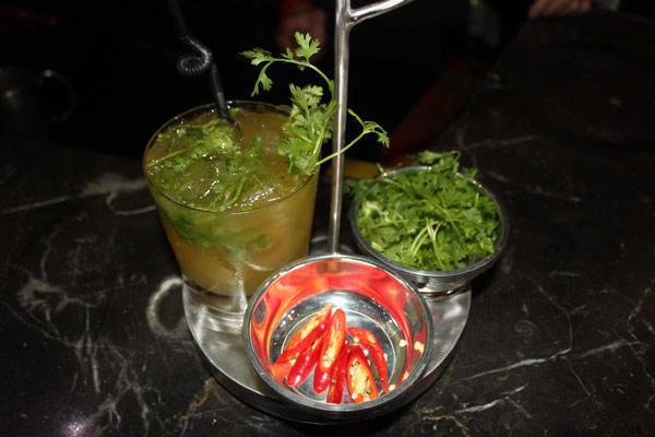 5 loại cocktail độc đáo pha chế từ đồ ăn - hình ảnh 1
