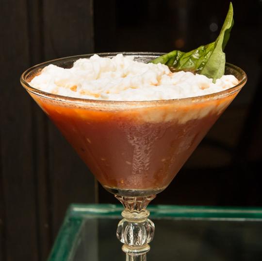 5 loại cocktail độc đáo pha chế từ đồ ăn - hình ảnh 4