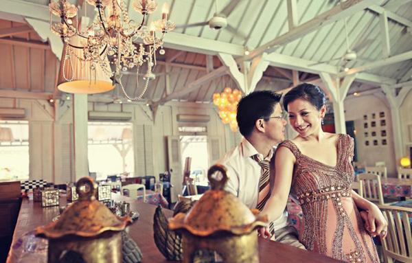 Bali muôn màu sắc đẹp trong ảnh cưới